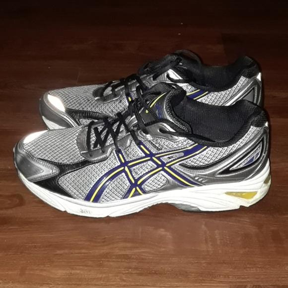 Asics Gel Fortitude 3 Shoes Men's sz 12.5